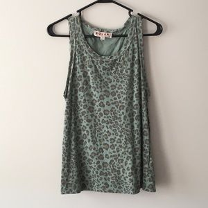 Dolan tank, size small by Anthropologie